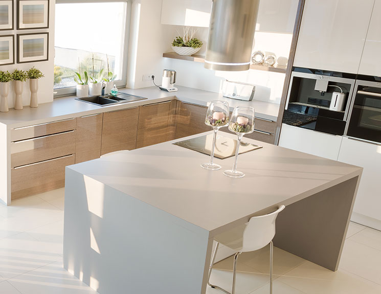 simple modular kitchen designs in pune